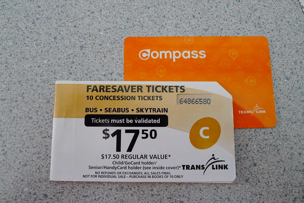 Faresaver tickets still validating