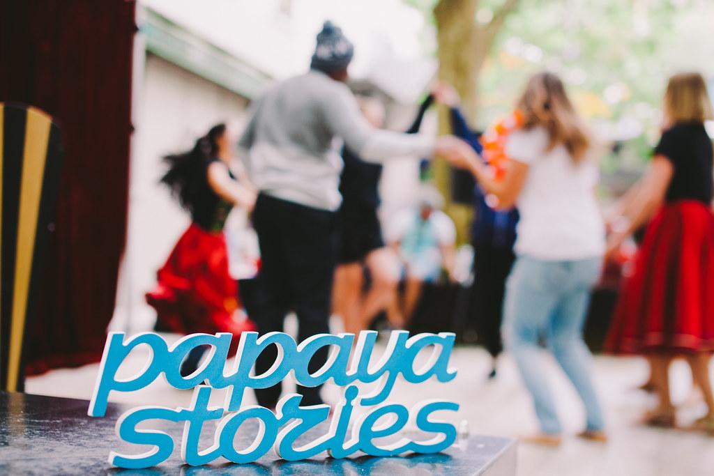 Papaya Stories Birthday - Magic Photo Booth 01