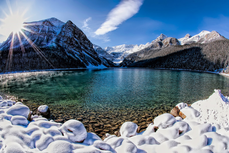 Image result for lake louise winter