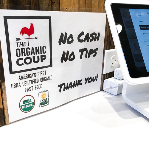 No Cash, No Tips | by Thomas Hawk
