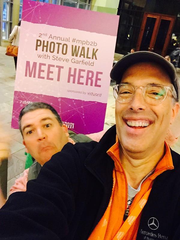 #mpb2b Photo Walk