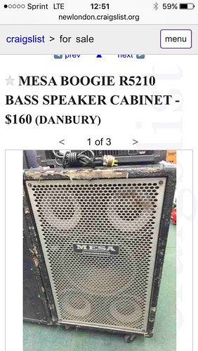 Bass cabinet | by thebazzanos@sbcglobal.net