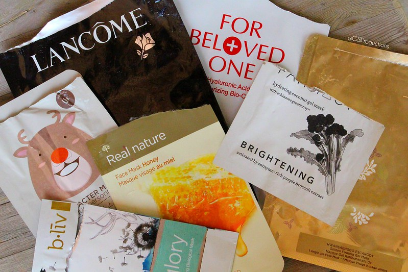 Empties Sheet Masks