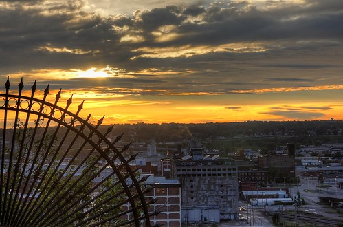 West Bottoms Sunset | by KC Mike Day