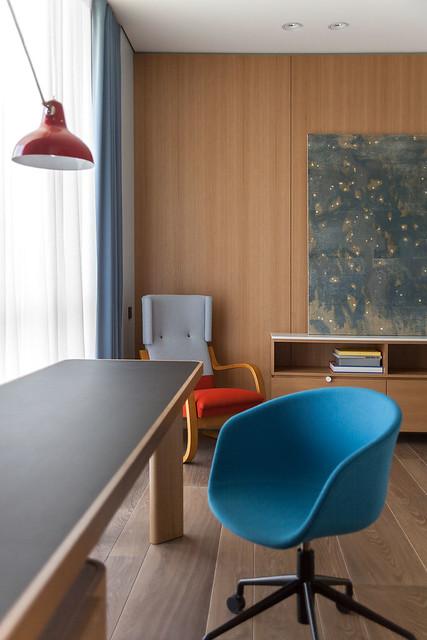 Restrained and luxury residence by Form Bureau Sundeno_01