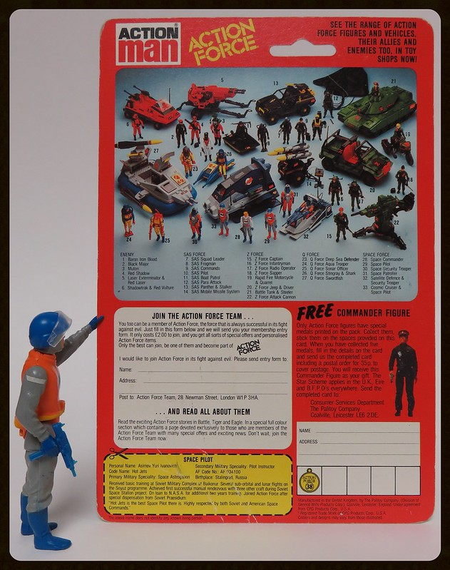 Action Force: 1983 22755938655_0a356f8fa2_c