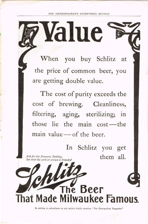 Schlitz-1905-value