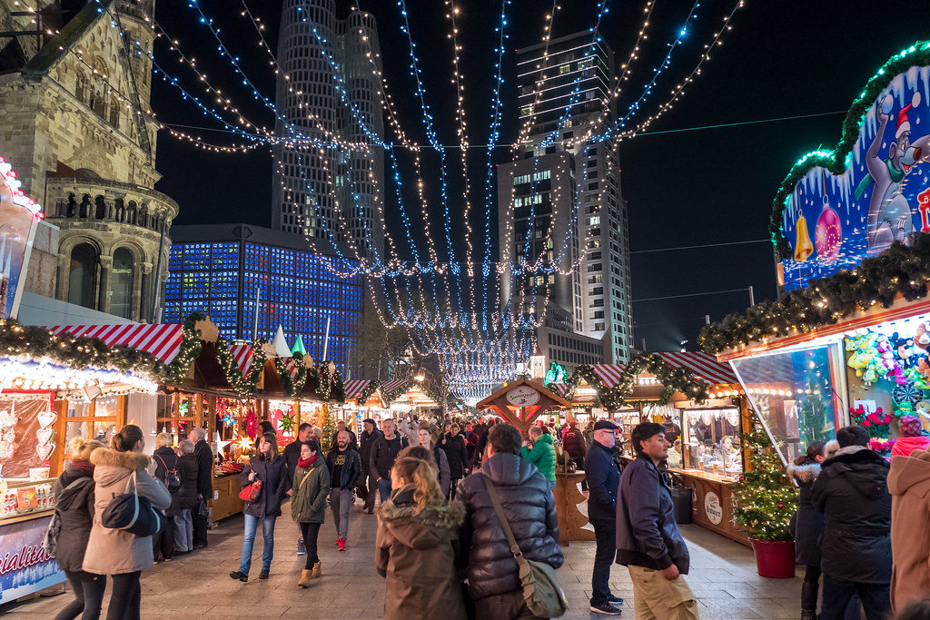 Christmas markets are top of our list of must-see places in Berlin!