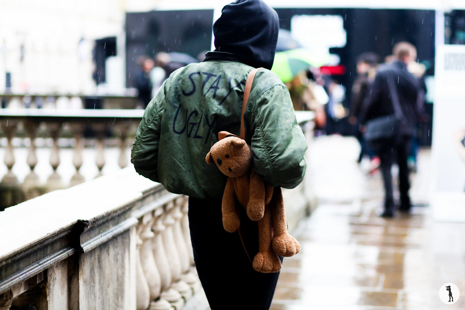 Street style - London Fashion Week FW14-15 (1)