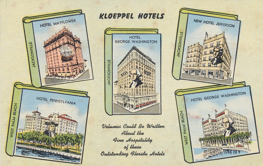 Kloeppel Hotels - Jacksonville and West Palm Beach, Florida