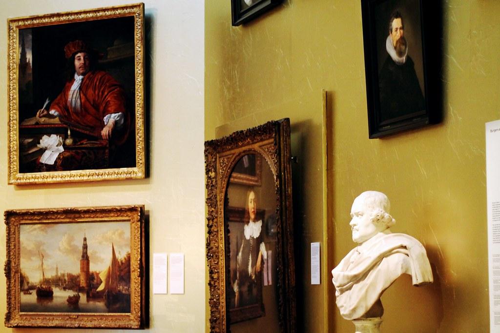 Drawing Dreaming - dois dias em Amsterdão - Amsterdam Museum