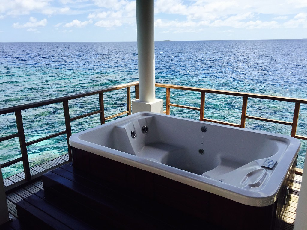 Presidential Suite Robinson Club Maldives