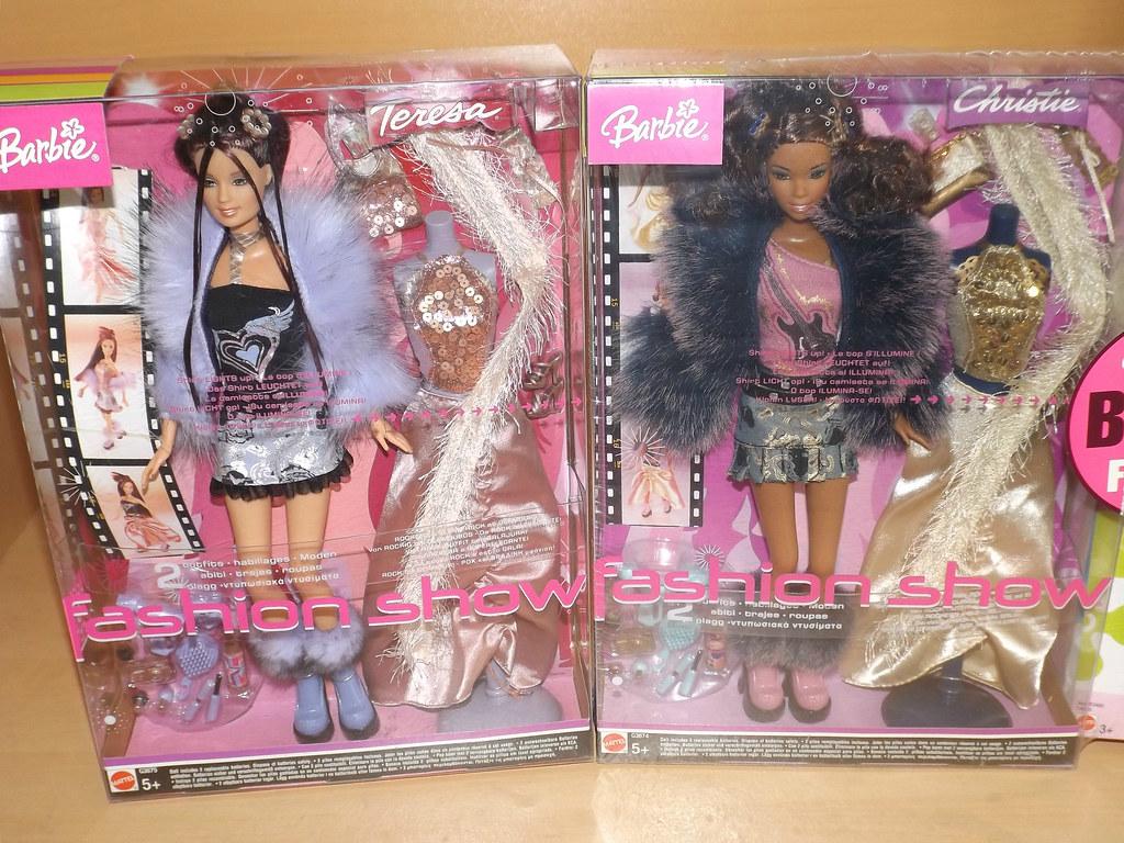 Fashion Show Dolls