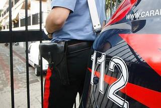 Noicattaro. Arresto Carabinieri front