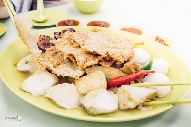 20161114 Ampang Niang Tou Fu East Coast 1314