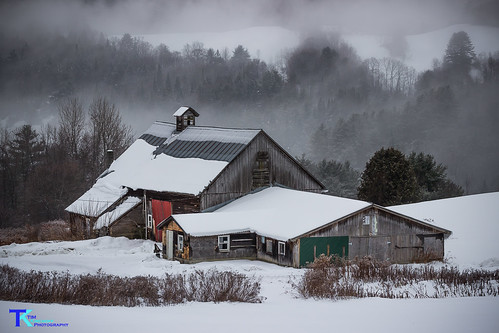 Winter Farm 2 | by Tim_NEK