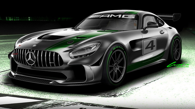 mercedes-amg-gt4-race-car