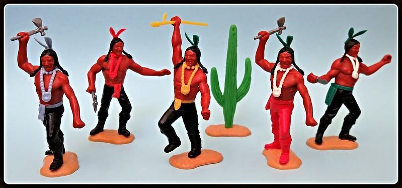 Toy soldiers, cowboys, indians, space men etc 31374959376_8e50e261b8_c