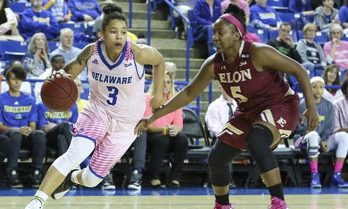 Blue Hens women's basketball aims to make noise in CAA Tournament