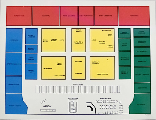 Target Greatland Layout | This 134,618 square foot Target ...