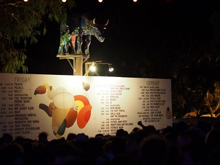 The 25th Meredith Music Festival | by Aunty Meredith