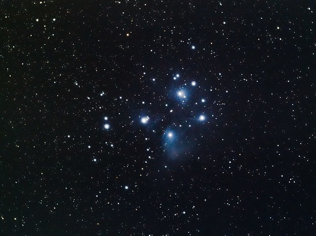 M45 (2016/11/7 23:53)