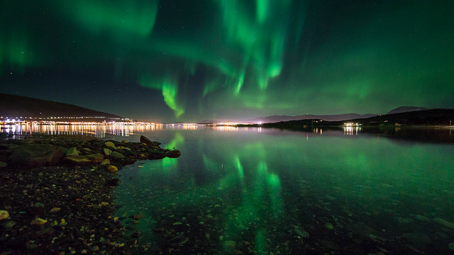 Aurora in Tromsø