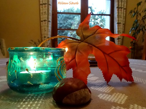 Déco d'automne & d'Halloween
