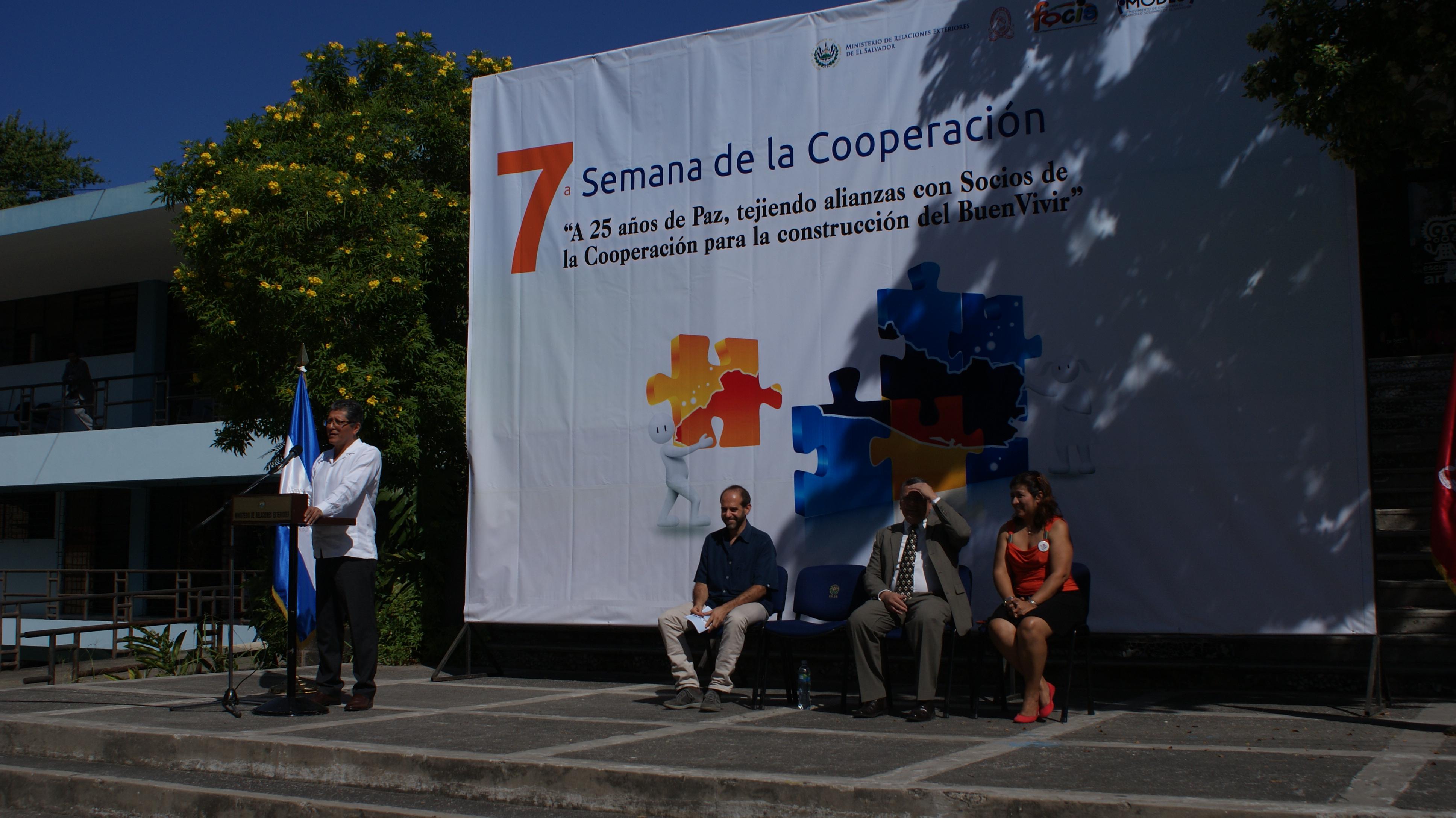 Feria de Cooperación 2016