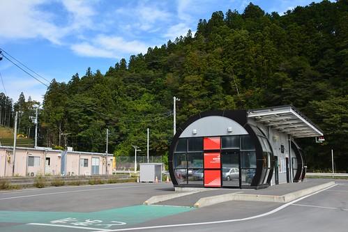 志津川駅(BRT)