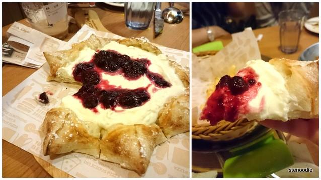 Sweet Crustar with Berries