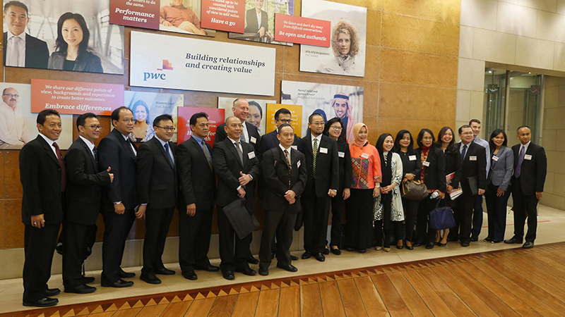 Australia-Indonesia Financial Leaders Program