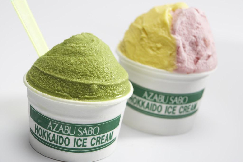 azabu-sabo-hokkaido-ice-cream