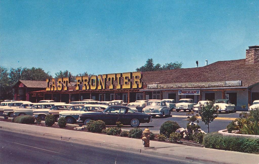 Last Frontier Hotel - Las Vegas, Nevada