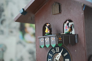 Cuckoo Clock Dancers | by A Storybook Life