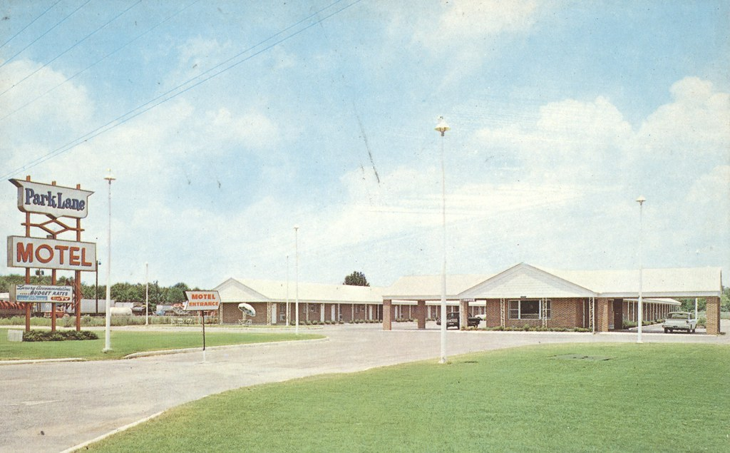 Park Lane Motel - Montgomery, Alabama