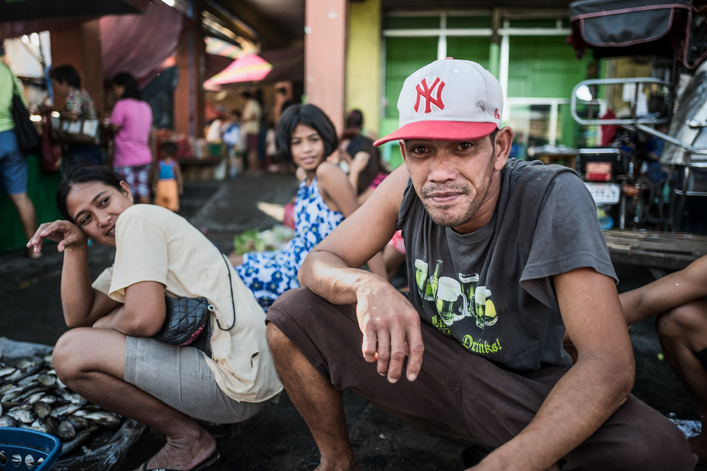 Street Market, Philippines