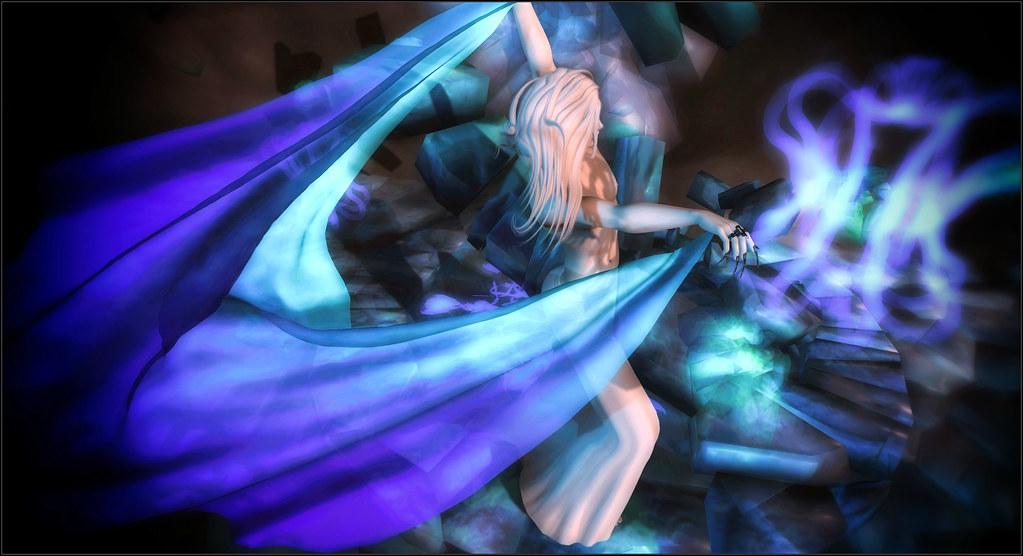 A Sacred Dance | The Details: Ephemeral Skye