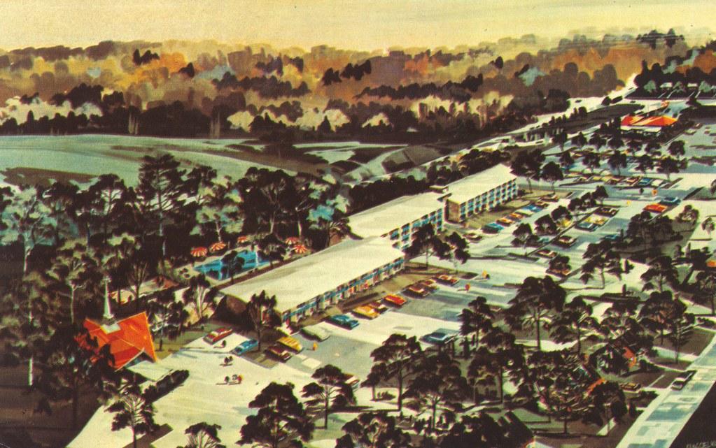 Howard Johnson's Motor Lodge - Cheverly, Maryland