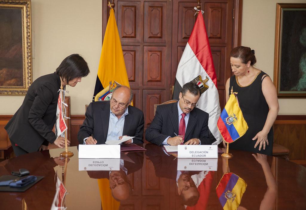 Primera reuni n de consultas pol ticas entre el ministerio - Ministerio relaciones exteriores ecuador ...