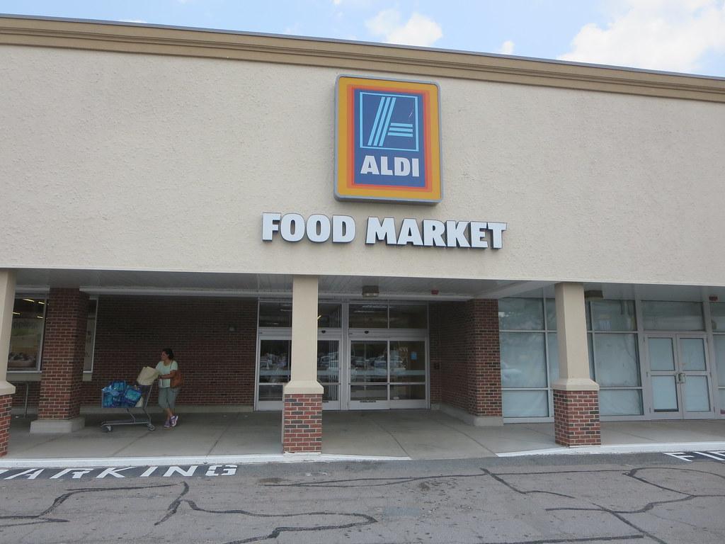 Image result for aldi's market logo providence ri