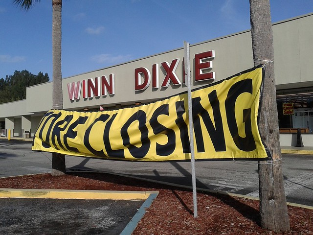 Soon to Be Former Winn-Dixie - West Melbourne, FL