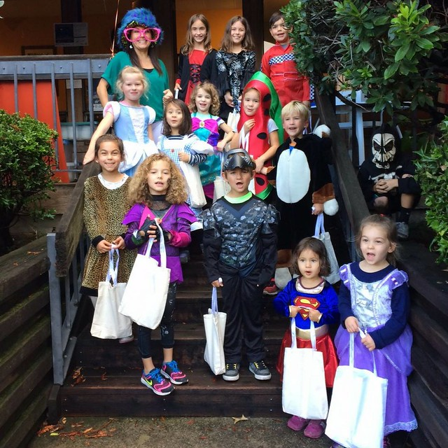 Trick or Treat Street, October 28, 2016