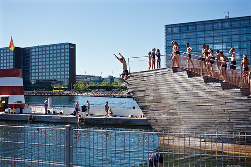 Island Brygge Harbor Baths, Copenhagen -  JDS Architects and Bjarke Ingels Group | by naotakem