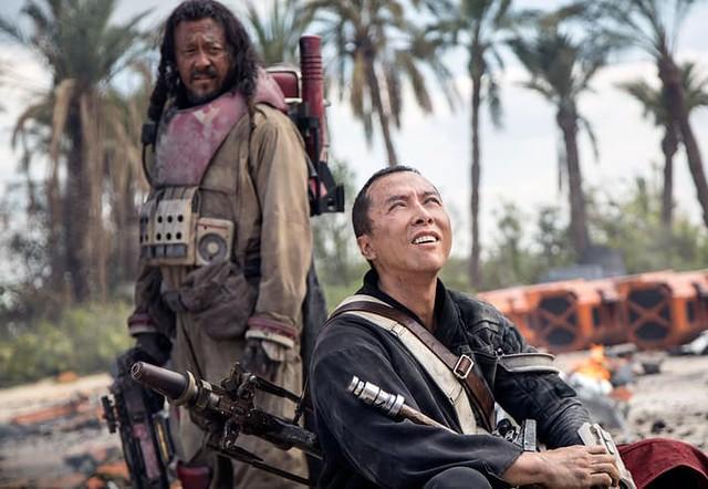 Donnie Yen Chirrut Îmwe Rogue One