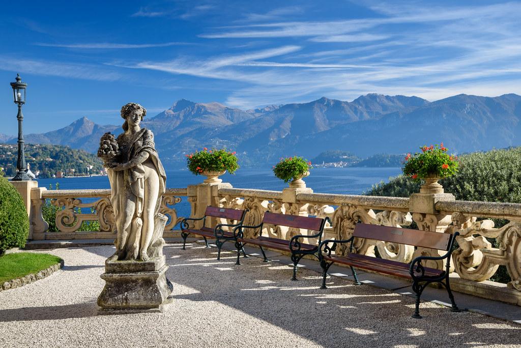 Lake Como - Lenno - Villa del Balbianello