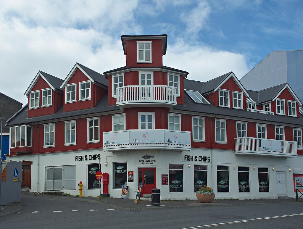 Reykjavik Fish Restaurant