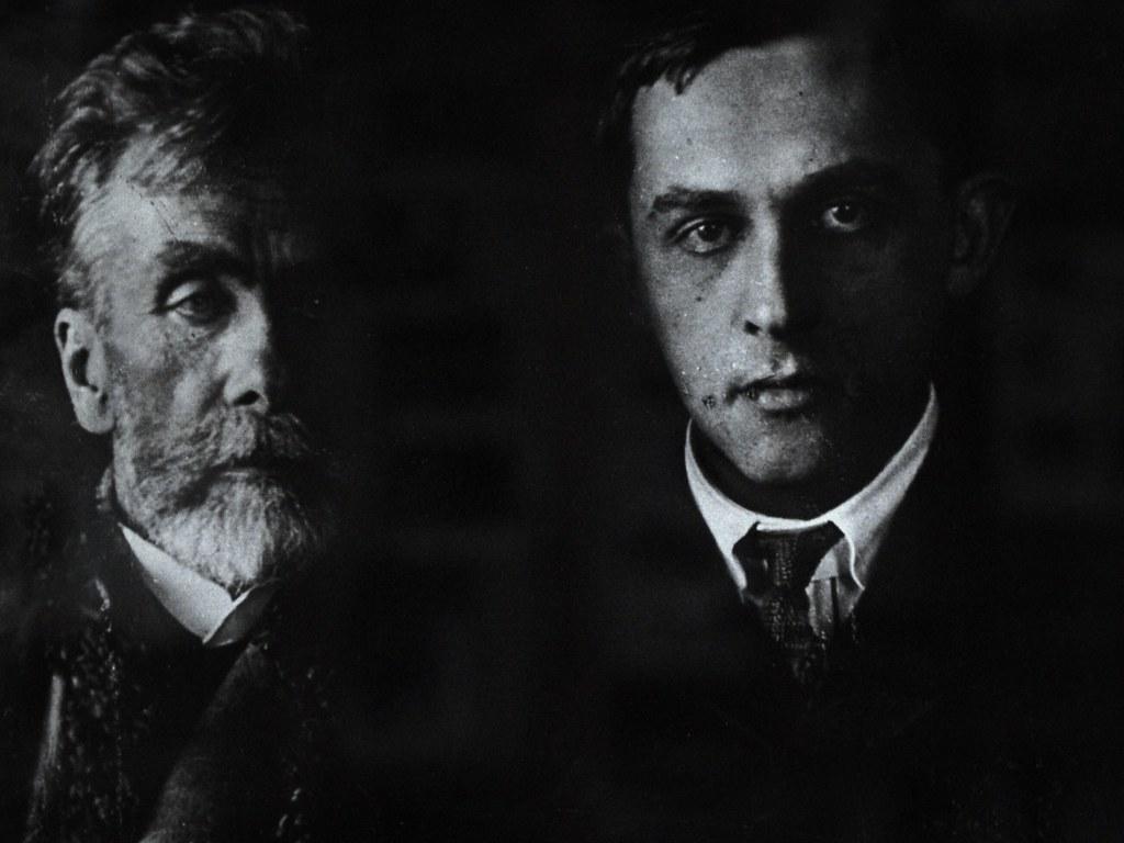 Witkiewicz : Père et fils.