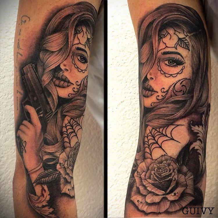 Thanks Julien! #ArtForSinners #Sunday #tattoosession #bish… | Flickr