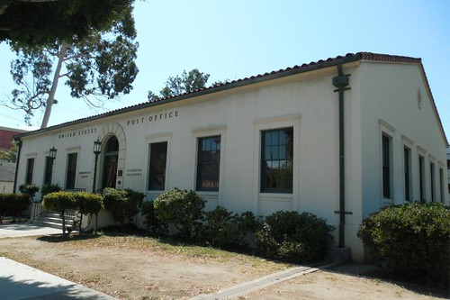 Fullerton, CA: Commonwealth Station post office | by PMCC Post Office Photos